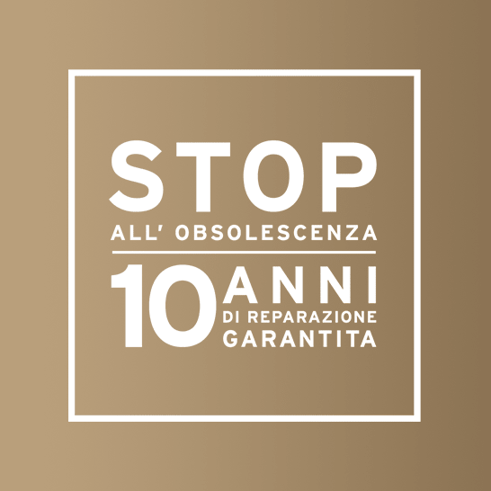 STOP ALL'OBSOLESCENZA