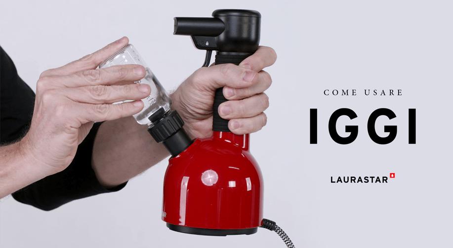 Come utilizzare IGGI?